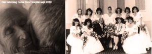 Aishling Companion Home Care Family Pictures wedding - mom